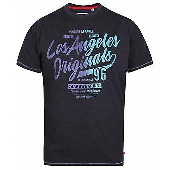 DUKE Duke Los Angeles Originals Print T Shirt