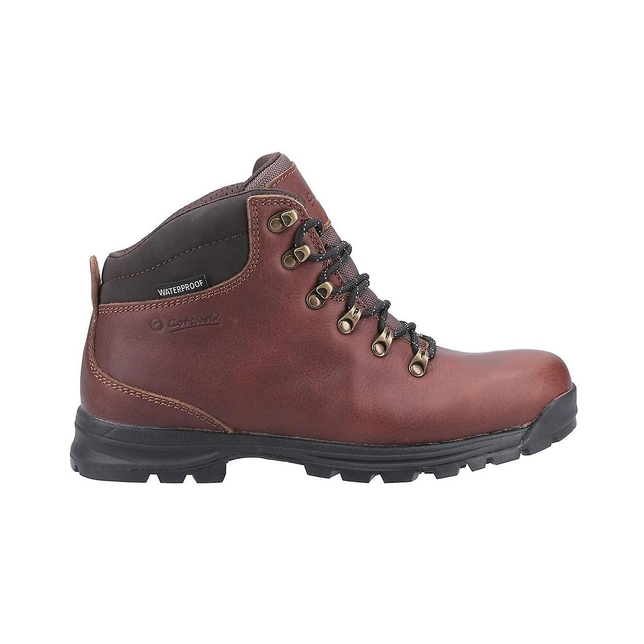 Cotswold Kingsway Mens Lace Up Leather Hiking Boot