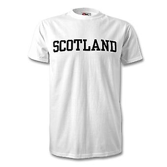 スコットランドの国 t シャツ