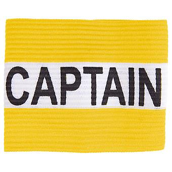 Captain Armband, Youth, Yellow