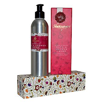 Shakespeare Inspired Romeo and Juliet Bath and Shower Creme 250ml