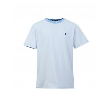 Polo Ralph Lauren copii cu dungi cu mâneci scurte logo tricou