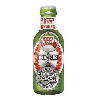 History & Heraldry Keyring - Jason Bottle Opener