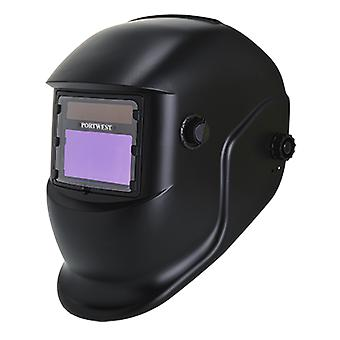 Portwest bizweld plus workwear welding safety helmet pw65
