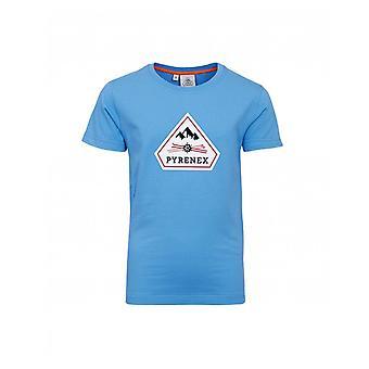 ピレネックス カレル ロゴ Tシャツ
