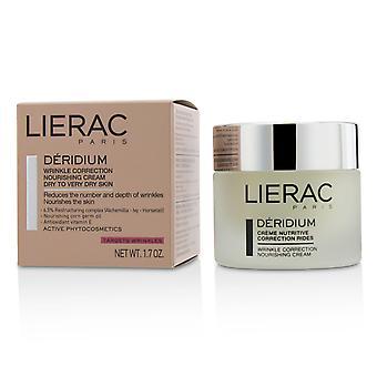 Deridium wrinkle correction nourishing cream (for dry to very dry skin) 217963 50ml/1.7oz