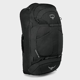 Ny Osprey FarPoint 80 liter Travel rygsæk (M/L) udstyrspakke grå