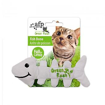 AFP Fishbone (Cats , Toys , Plush & Feather Toys)