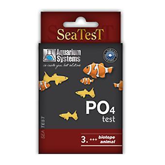 Aquarium Systems meren fosfaatin testi