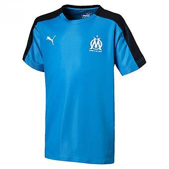 Maillot de football Puma Olympique de Marseille Stadium Jersey 75398203