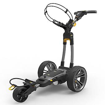 Powakaddy CT6 GPS 18 Hole Lithium Foldable Bluetooth Golf Trolley