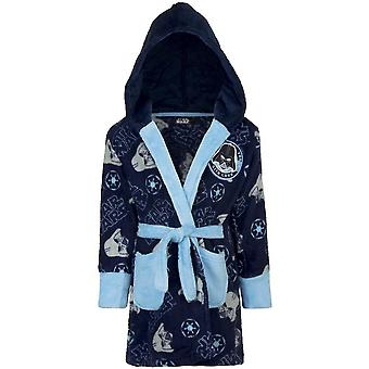 Star wars dressing gown boys bathrobe
