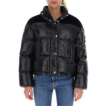 After Label Al033999 Women's Black Polyester Down Jacket