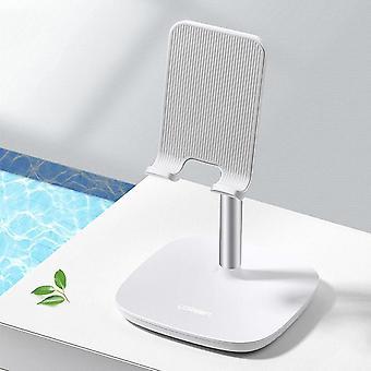 Ugreen aluminium alliage de téléphone de bureau supportette pour tablettes de téléphones intelligents 4,0-7,9 pouces (argent)