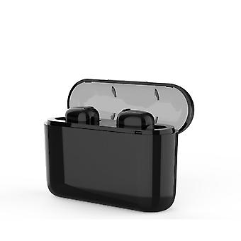 [Bluetooth 5.0] tws wireless headphones stereo earphone earbuds with 2200mah charging box power bank (double ear)
