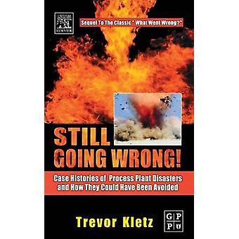Still Going Wrong! - Case Histories of Process Plant Disasters and How