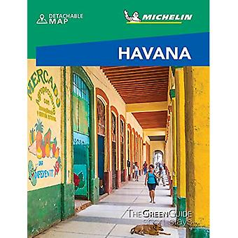 Havana- Michelin Green Guide Short Stays - Short Stay - 9782067239937