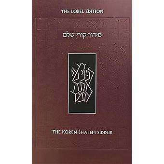 Koren Shalem Siddur - Sepharad by Koren Publishers - 9789657760505 Bo