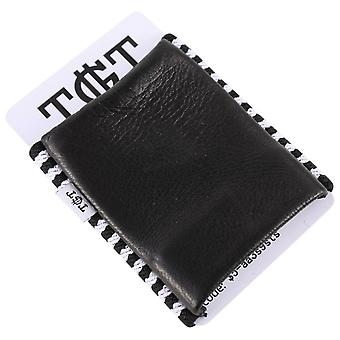 TGT Tight Wallets Stone 2.0 Elastic Card Holder - Black/White