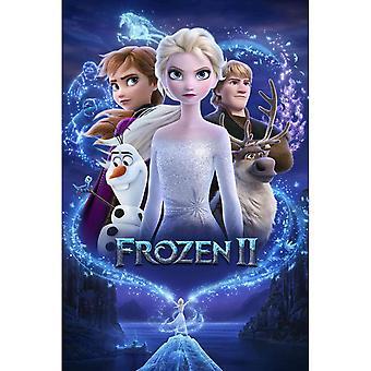 Frozen 2, Maxi Poster - Magic