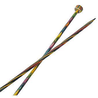 Sticka Pro Symfonie raka sticknålar 5mm, 30cm lång