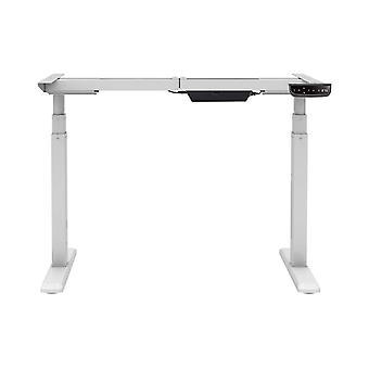 Sit-Stand Dual-Motor Inhoogte verstelbare Table Desk Frame Electric EU / UK door Monoprice
