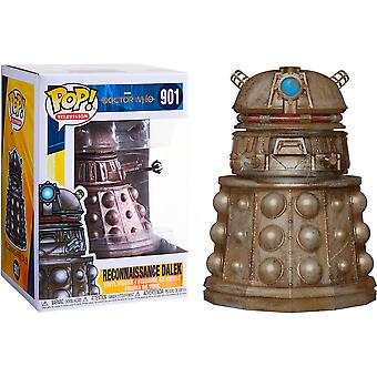 Doctor Who Junkyard Dalek Pop! Vinil