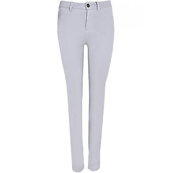 French Dressing Jeans Olivia Love Denim Skinny Jeans Light Grey