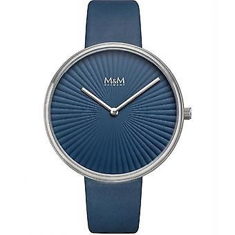M&M Germany M11943-626 Big time Ladies Watch