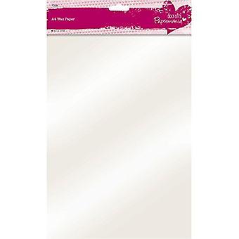 Papier de cire Papermania A4 (10pk) (PMA 169202)