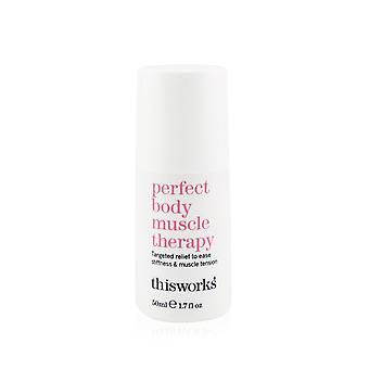 Perfect body muscle therapy 50ml/1.7oz