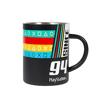 Offizielle PlayStation seit 94 Stahlbecher