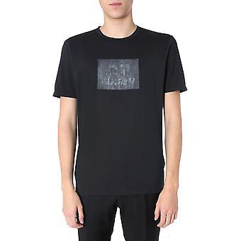 C.p. Company 08cmts152a000444h999 Men's Zwart Katoen T-shirt