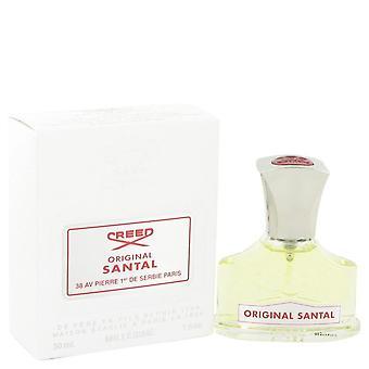 Original Santal Eau De Parfum Spray av Creed 1 oz Eau De Parfum Spray
