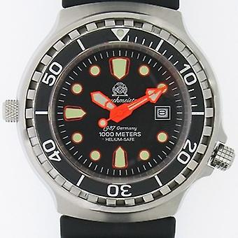 Tauchmeister diving watch 1000 meters T0078