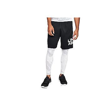 アンダーアーマーテックワードマークショーツ1351653001ランニング夏の男性ズボン