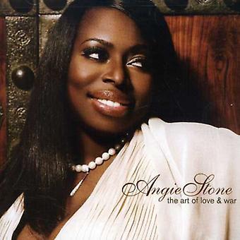 Angie Stone - Art of Love & War [CD] USA import