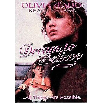 Dream to Believe [DVD] USA import