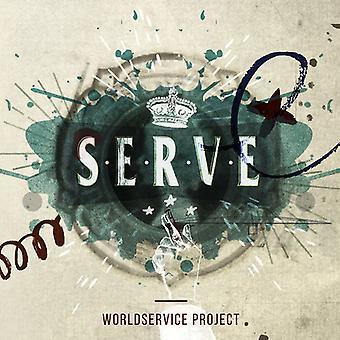 Worldservice Project - Serve [CD] USA import