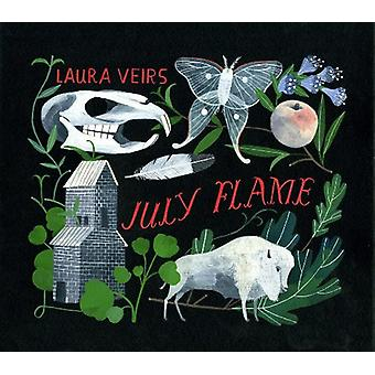 Laura Veirs - July Flame [CD] USA import