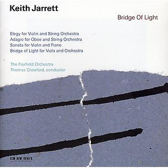 Kieth Jarrett - Jarrett: Bridge of Light [CD] USA import
