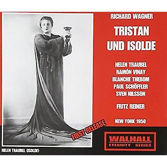 Tristan & Isolde [CD] USA import