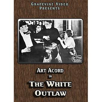 Import USA blanc Outlaw [DVD]