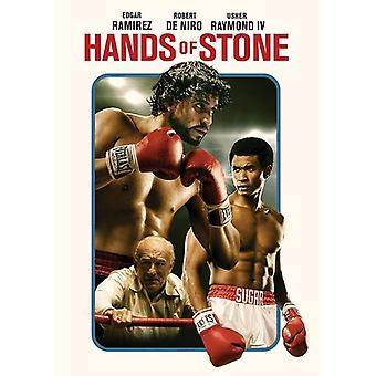 Hands of Stone [DVD] USA import