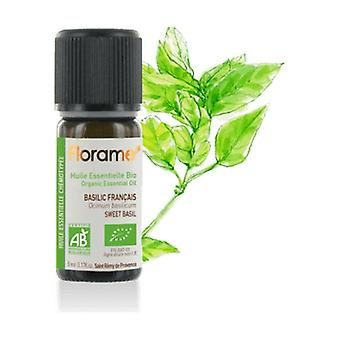 French Basil essential oil 5 ml of essential oil