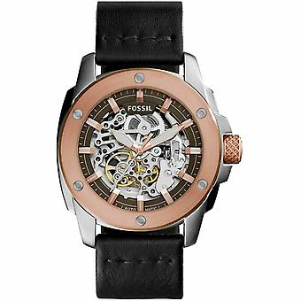 Fossil ME3082 Modern Machine Skeleton Dial Automatic Men's Watch