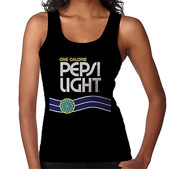 Pepsi Light Retro One Calorie Women's Vest
