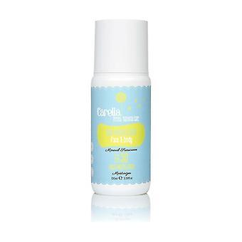 Høj beskyttelse solcreme Spf 50 100 ml