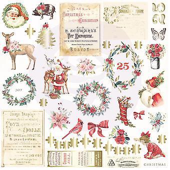 Prima Marketing Kerstmis in het land Efemeriden