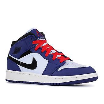 Air Jordan 1 Mid Se (Gs) - Bq6931-400 - schoenen